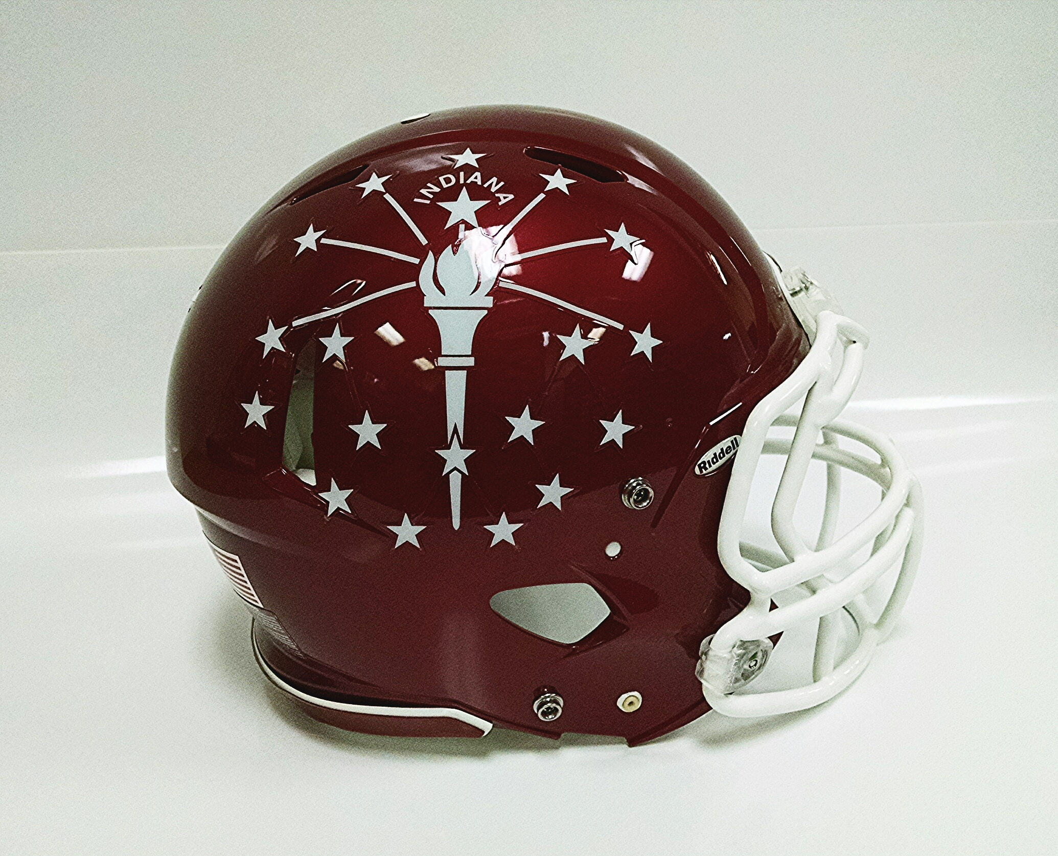 indiana university helmet